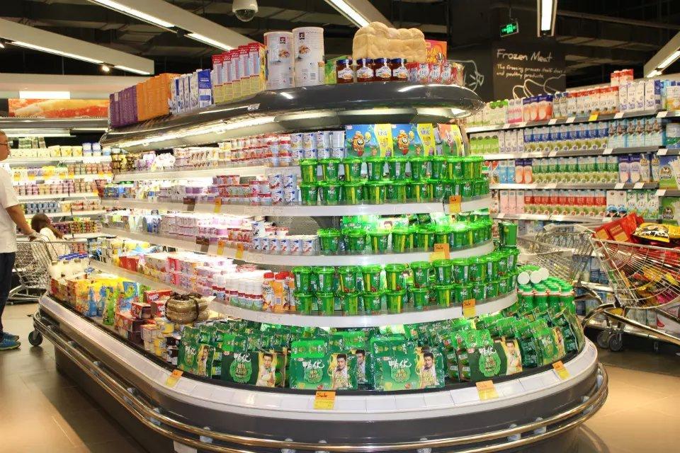 超市应该怎么设计摆放呢?超市装修注意事项是