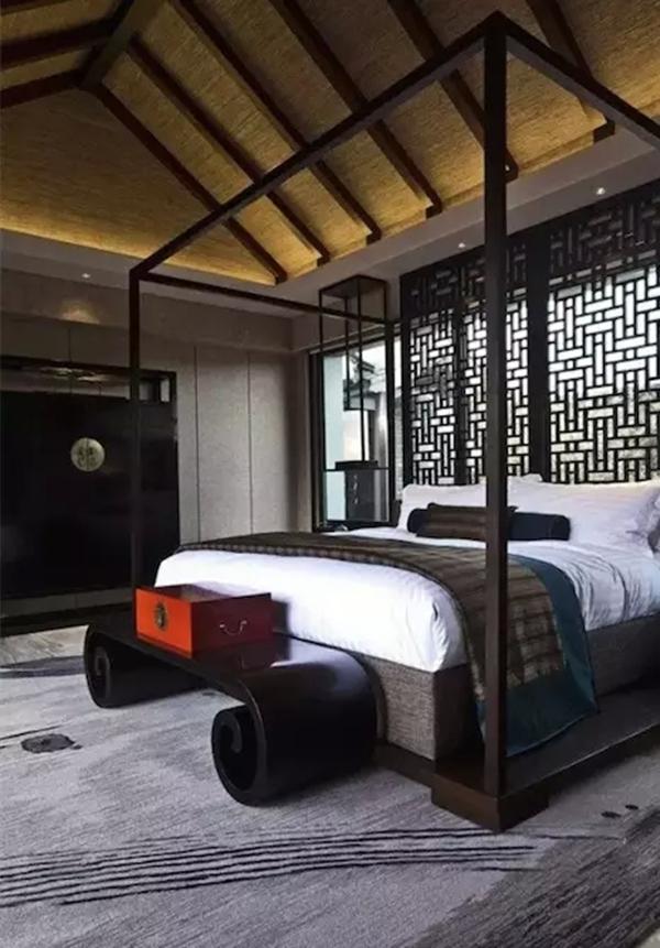 案例赏析:民宿酒店设计-新中式,很中国
