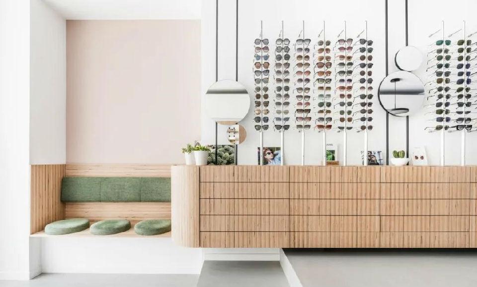 高逼格的水泥微型商业空间设计,已推荐SI设计