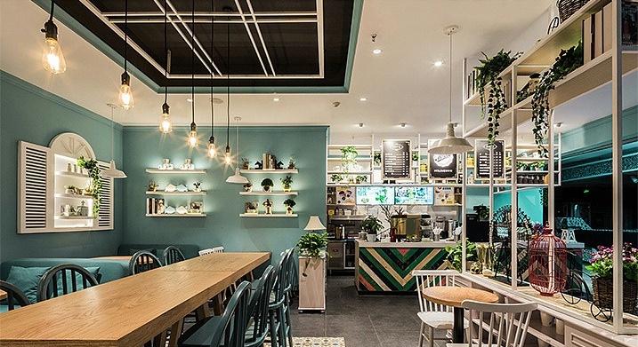 餐饮空间设计之平面合理布局,已推荐SI设计