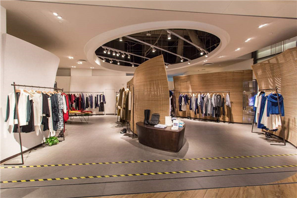 服装店如何设计?已回答SI设计