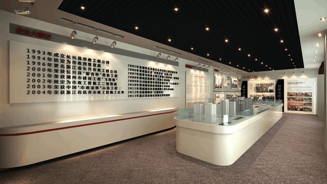 如何做好展厅设计?已回答SI设计