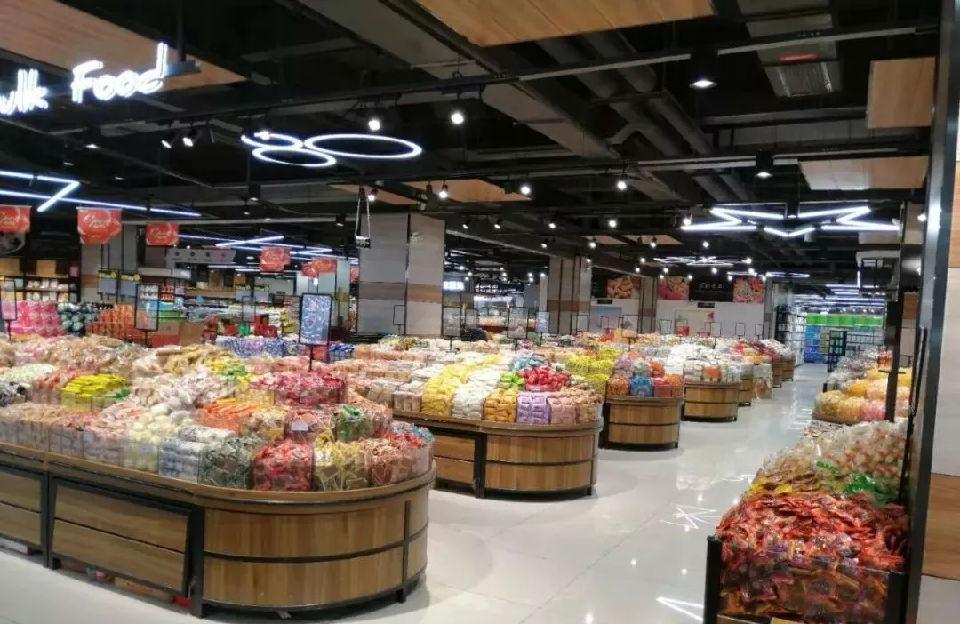 超市装修设计你知道几点?已回答SI设计