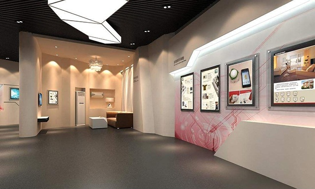 展厅如何设计?SI设计