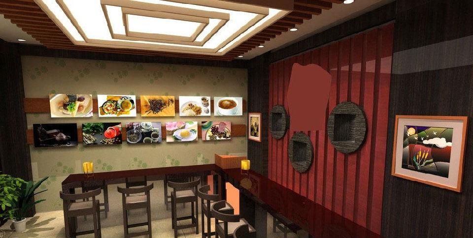 如何进行小型餐饮店设计呢?SI设计
