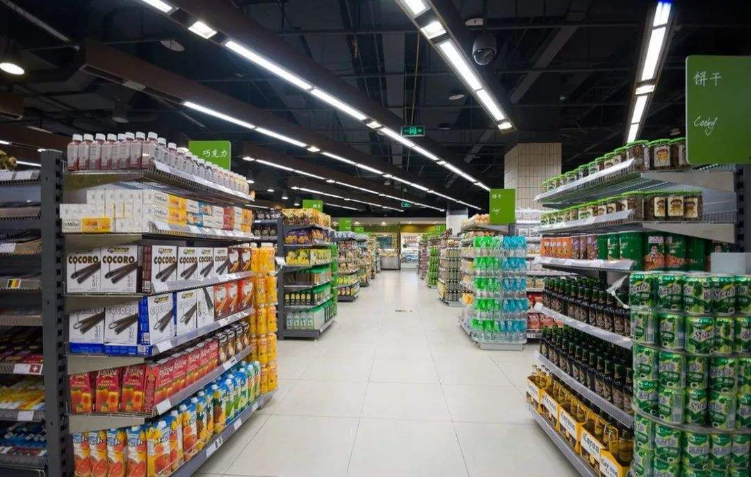 超市布局设计有多重要?看完就知道SI设计